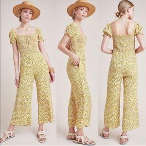 Faithfull The Brand Sunflower jumpsuit